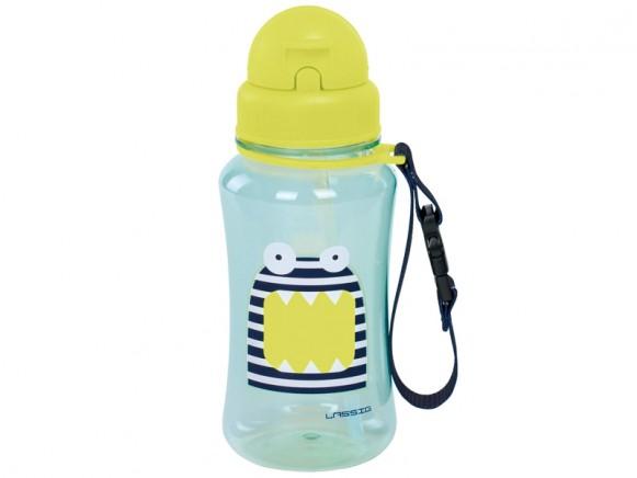 Lässig Kids drinking bottle Little Monsters BOUNCING BOB