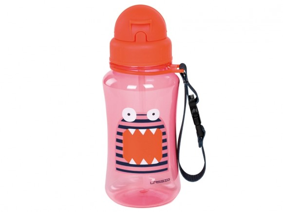 Lässig Kids drinking bottle Little Monsters MAD MABEL