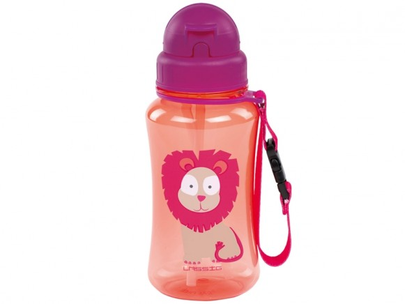 Lässig Kids drinking bottle LION