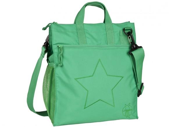 Lässig Buggy Bag Regular Star green