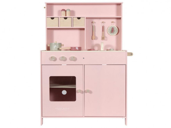 Little Dutch CHILDREN'S KITCHEN pink
