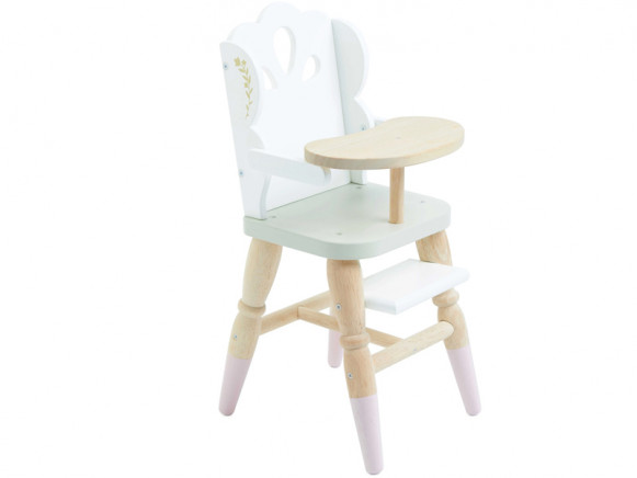 Le Toy Van DOLL'S HIGH CHAIR