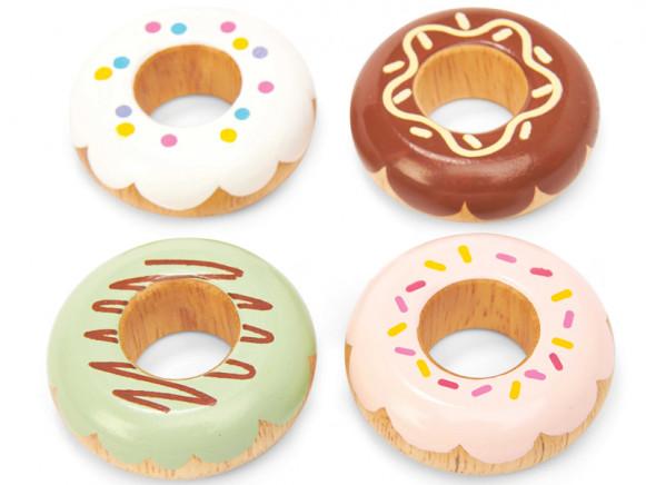 Le Toy Van Doughnut Set