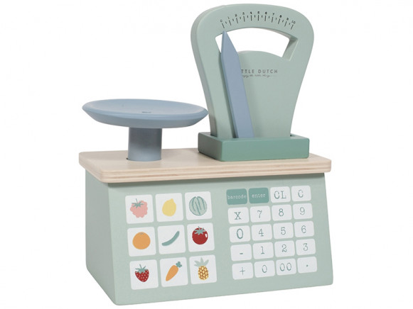 Little Dutch toy WEIGHING SCALE