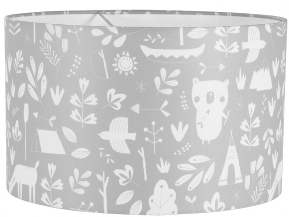 Little Dutch Hanging Lamp ADVENTURE grey
