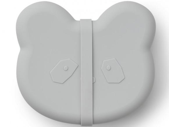 LIEWOOD Lunchbox Vita PANDA grey