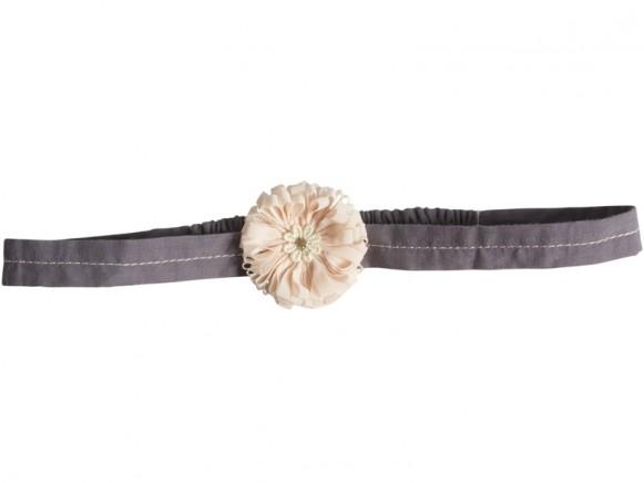 Maileg Hair Band Big Flower rose