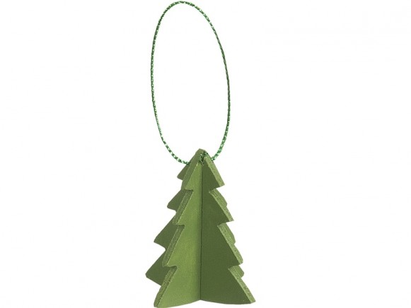 Maileg 3 Mini Christmas Tree Ornaments