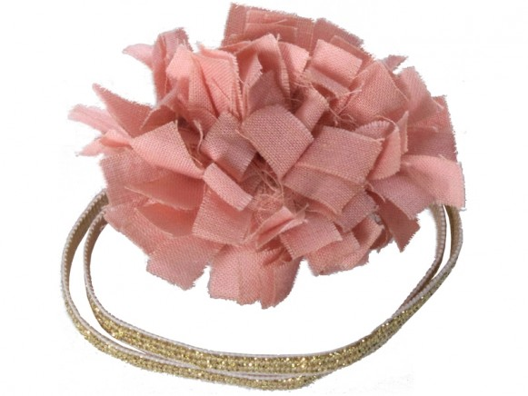 Maileg Hair Elastic Rose