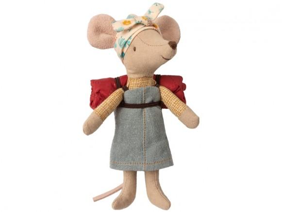 Maileg HIKING Mouse Big Sister