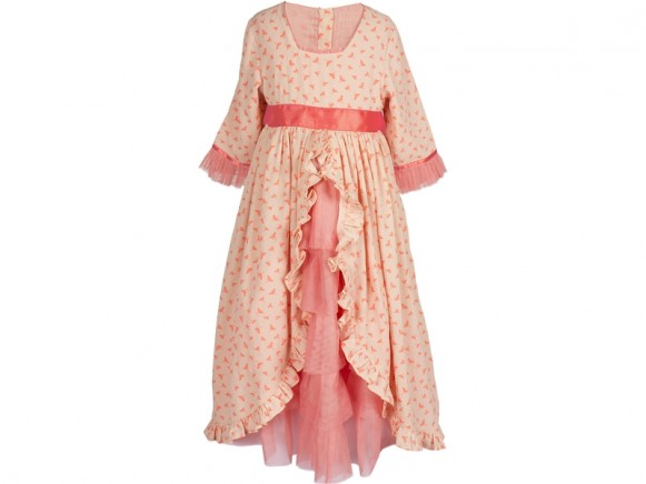 Maileg Princess Dress coral (4-6 years)