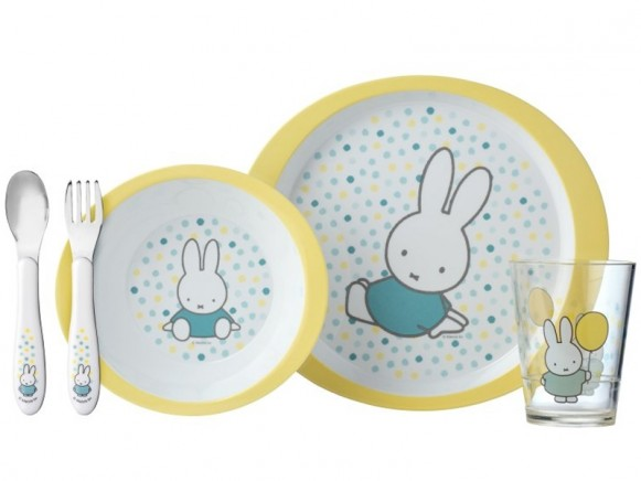 Mepal 5-Piece Gift Box MIFFY CONFETTI