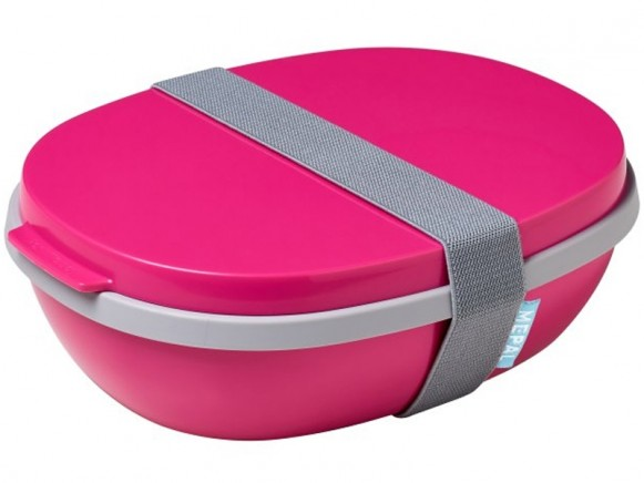 Mepal Lunchbox Ellipse Duo PINK
