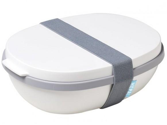 Mepal Lunchbox Ellipse Duo WHITE