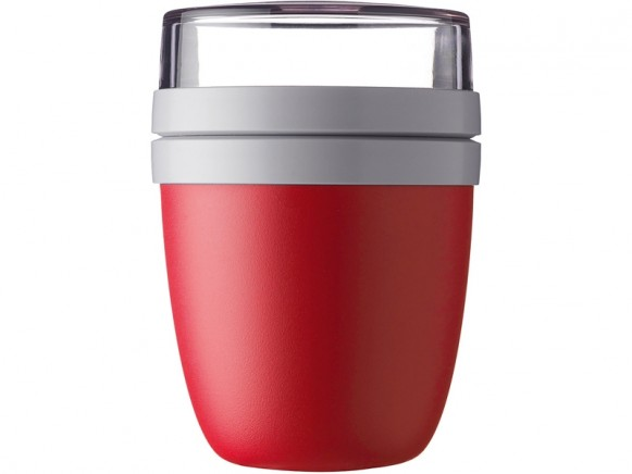 Mepal Lunchpot Ellipse RED