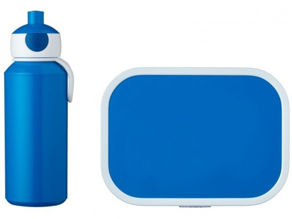 Mepal Lunch box set with water bottle BLUE