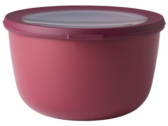Mepal multi bowl Cirqula 2000 ml BERRY RED