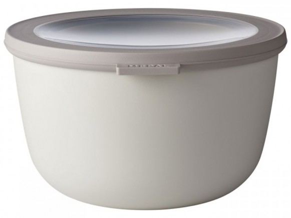 Mepal multi bowl Cirqula 2000 ml BEIGE