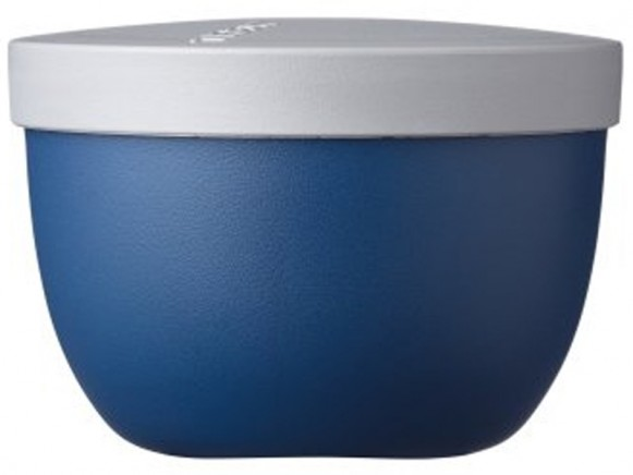 Mepal Snackpot Ellipse 350 ml BLUE
