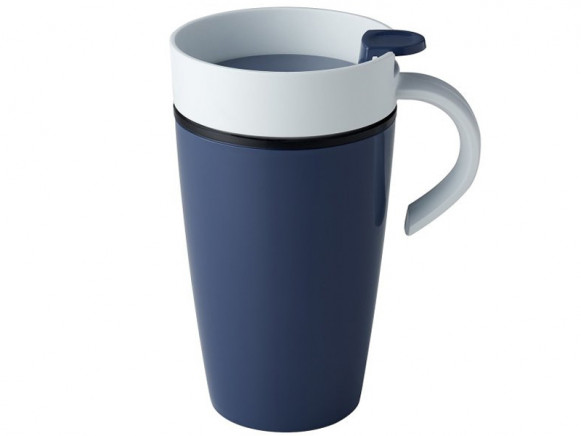 Mepal thermo mug automatic 275 ml BLUE