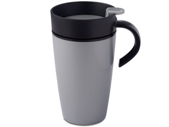 Mepal thermo mug automatic 275 ml SILVER