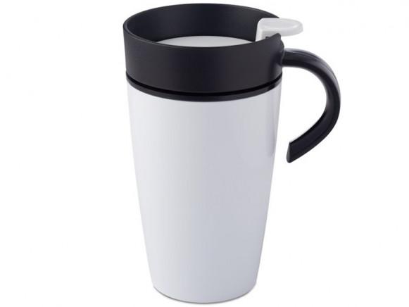 Mepal thermo mug automatic 275 ml WHITE