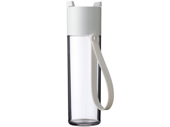 Mepal Water Bottle JustWater 500 ml WHITE