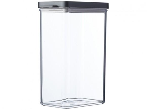 Mepal Storage box Omnia 2000 ml BLACK