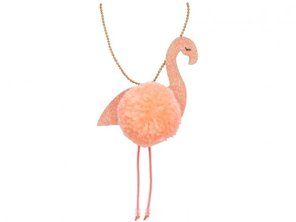 Meri Meri Necklace FLAMINGO