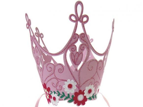 Meri Meri princess party crowns