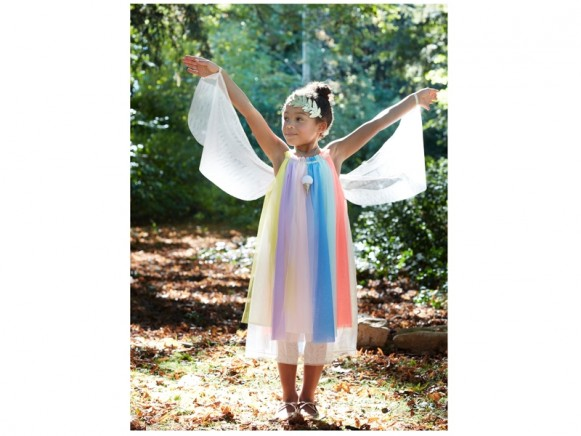 799837ed9080 Meri Meri Dress Up Kit RAINBOW FAIRY (3-4 years) - TakaTomo.de