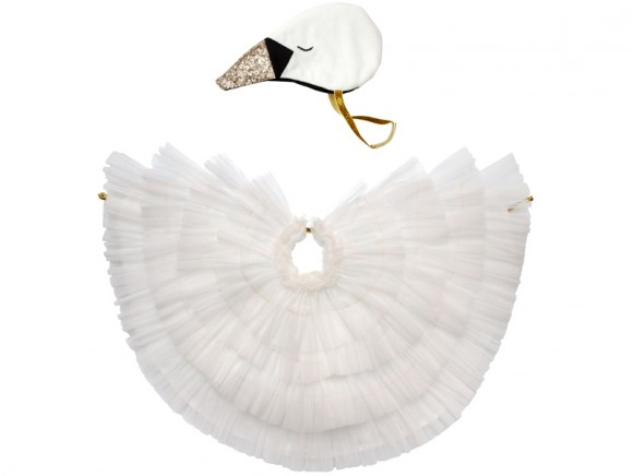 Meri Meri Cape Dress Up SWAN