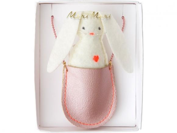 Meri Meri Necklace BUNNY in Pocket
