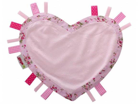 Minene snuggy blanket HEART