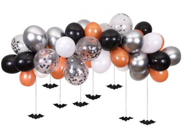 Meri Meri Balloon Garland HALLOWEEN