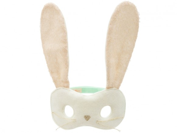 Meri Meri Fabric Mask BUNNY