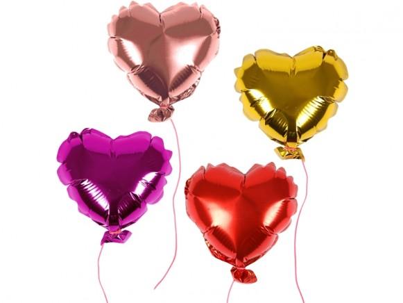 Meri Meri Mini Balloon Kit Hearts