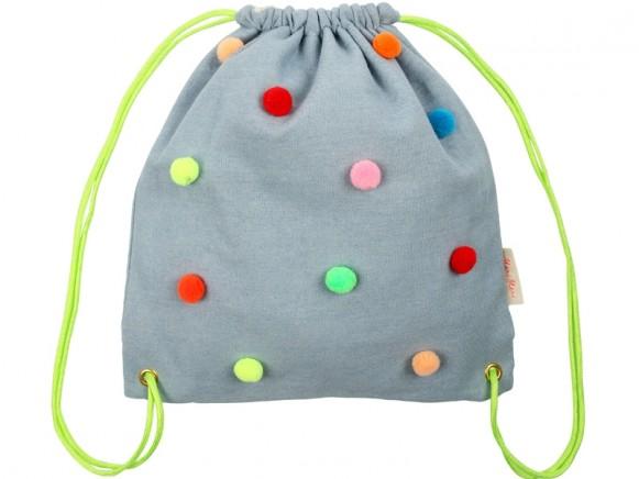Meri Meri Backpack POMPOMS