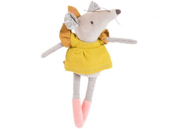 Moulin Roty Mouse Doll Lisette