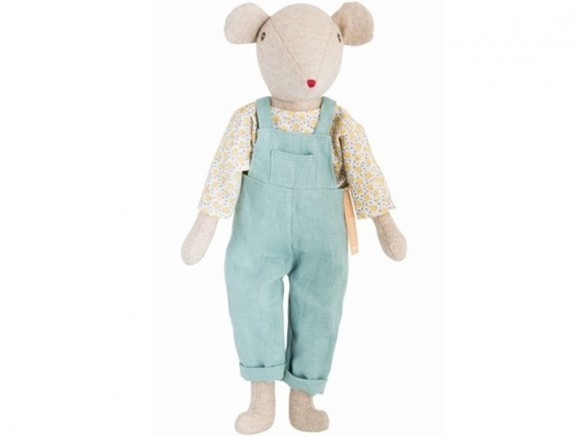 Moulin Roty Soft Toy Mouse PAPA