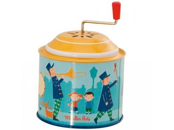 Moulin Roty Wind Up Music Toy