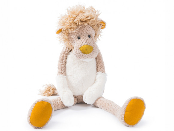 Moulin Roty Soft Toy Les Baba Bou Lion LARGE