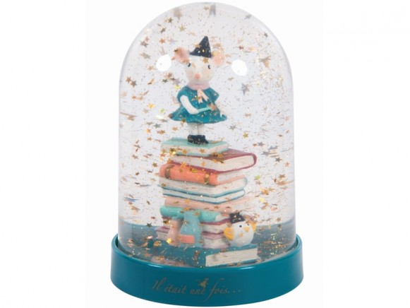 Moulin Roty Snow Globe MAGIC MOUSE