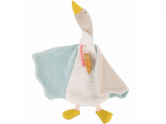 Moulin Roty Baby Comforter GOOSE OLGA