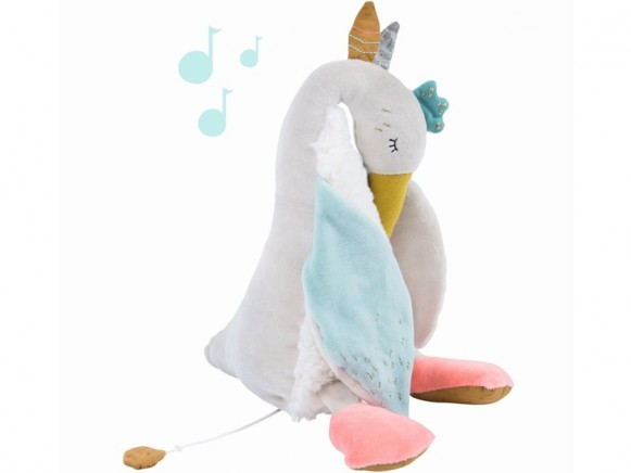 Moulin Roty Music Box GOOSE