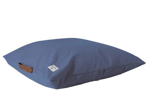 Nobodinoz Pouffe Kalahari AEGEAN BLUE