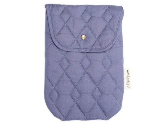 Nobodinoz Granada Diaper Case AEGEAN BLUE