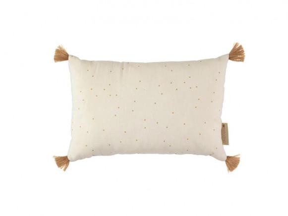 Nobodinoz Cushion SUBLIM Honey Dots/natural