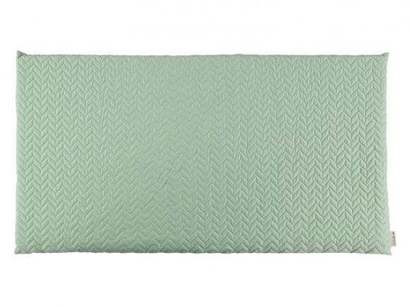 Nobodinoz Mattress MONACO provence green