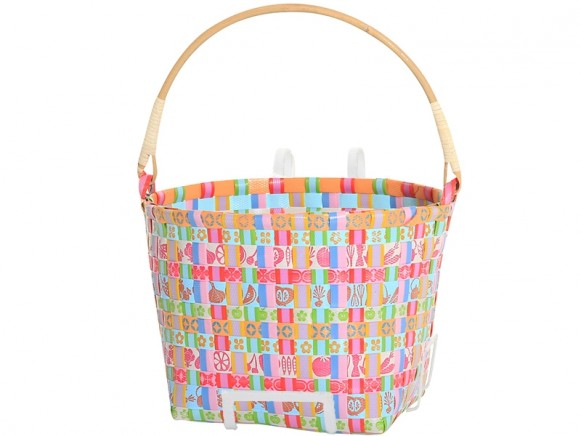 Large Overbeck and Friends bicycle-basket MARTHA